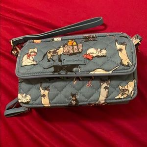 Vera Bradley-Cats Meow All in One crossbody